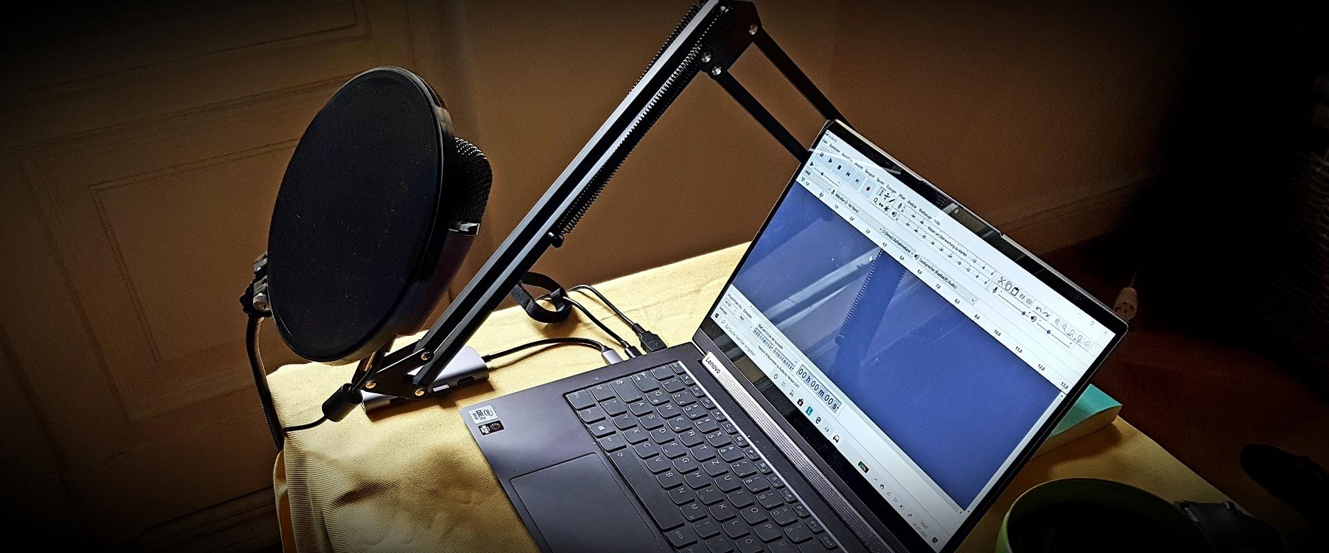 Podcasts (nicht nur) für den Geschichtsunterricht