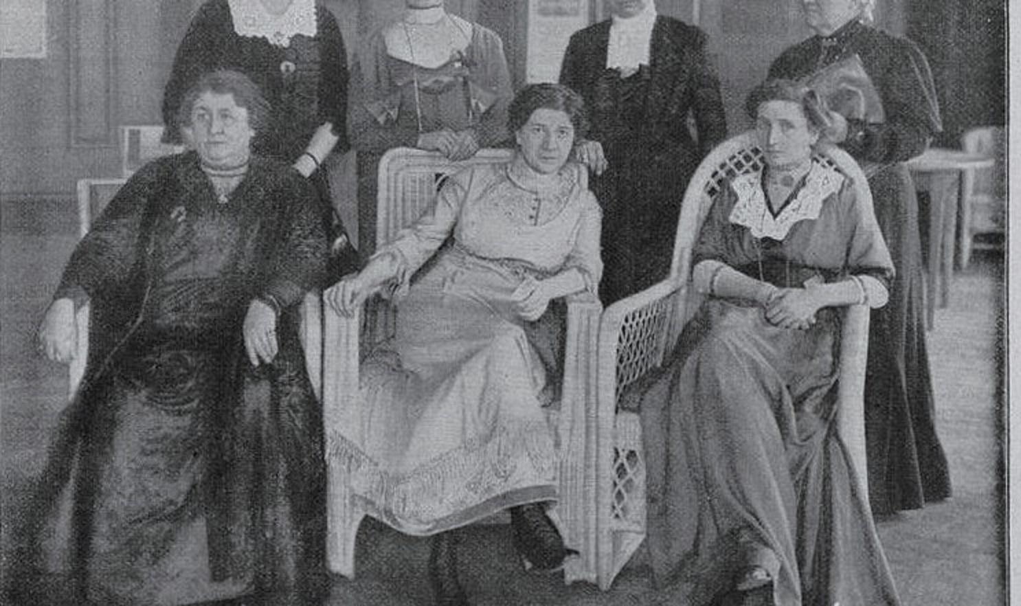 Gertrud Bäumer (1873-1954) – Frauenrechtlerin, Politikerin, Multitaskerin